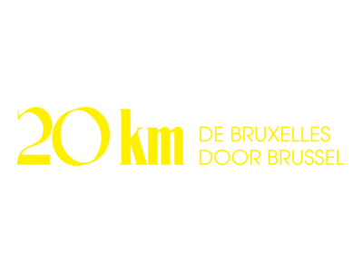 20km door Brussel