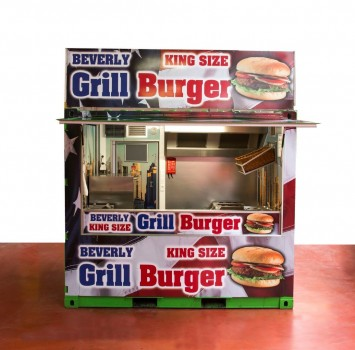 Beverly Grill Burger